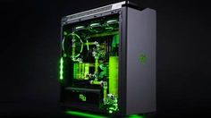Maingear's cutting-edge Razer R1 pairs two Titan X cards for ultimate power Read more Technology News Here --> http://digitaltechnologynews.com Maingear and Razer have got together to build a new gaming PC which combines top-notch components and a high level of customization to allow gamers to create the rig of their dreams (and possibly their bank manager's nightmares). The Maingear R1 Razer Edition PC features some nifty aesthetics and design touches with that familiar Razer look combined…