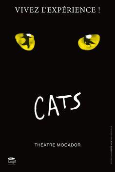 CATS, Le Musical au #ThéâtreMogador vu par Ma Sérendipité #spectacle #sorties #musical #comédiemusicale