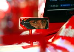 I met his eyes at the 2nd of Lesmo, in a rare summer test at Monza...I was a child, but I remember that moment clearly, like it was yesterday. I miss you..all the Ferrari's people want to see you again.. #KeepFighting