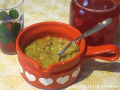 Time for Homemade peasoup!