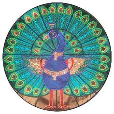 Peacock Quilt Pattern | Peacock Circle Appliscape * 5x7 $44.95 Choose format ART HUS JEF PES ...