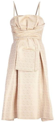 Christian Dior Vintage Ribbon dress on shopstyle.com