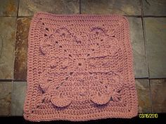 "Ravelry: Never Ending Love 12"" Square pattern by Aurora Suominen"
