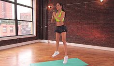 Bein-Workout mit Kayla Itsines