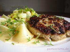 pastasciutta: Pasta #19 - Schwein mit Porree & Pappardelle