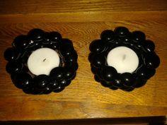 candle holder diy