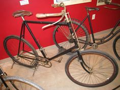 Columbia Model 40 Mens Safety Bicycle, 1895 - Pope Manufacturing Company - Wikipedia, the free encyclopedia Beauty Lounge, Vintage Bikes, Bicycle, Columbia, Safety, Model, Beauty Makeup, Free, Woman