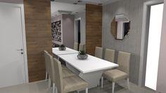 Sala de Jantar By Joziani Correa