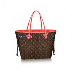 LOUIS VUITTON Official USA Website - Rediscover the Neverfull MM, an iconic Louis Vuitton Monogram handbag for women with a redesigned interior. Canvas Handbags, Louis Vuitton Handbags, Purses And Handbags, Leather Handbags, Sacs Design, Saint Laurent, Louis Vuitton Neverfull Mm, Vuitton Bag, Vintage Louis Vuitton