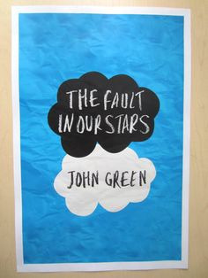 "The Fault in Our Stars Poster 12x18"" on Etsy, $8.00"