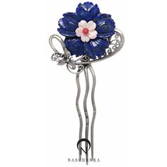 Korean Traditional Hairpin by NASCHENKA