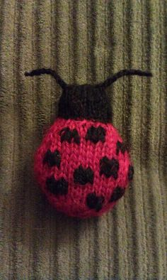 Ladybug Pattern Template   wanted to design a lady bug amigurumi but i was conflicted on the ...