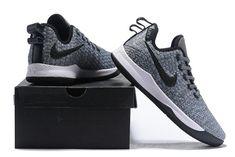 c1488896befe Nike LeBron Witness 3 Men s Basketball Shoes Black Grey