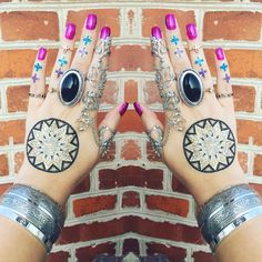 ✨Temporary Tattoos✨   Mandala   www.facebook.com/Stickertattoos  www.✨Temporary Tattoos✨   Mandala   www.facebook.com/Stickertattoos  www.etsy.com/shop/Stickertattoos   @metallicstickertattoos  ▶️World Wide Shipping◀️