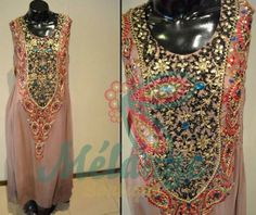 Laetst Formal Wear Collection 2013 For Women by Nauratan
