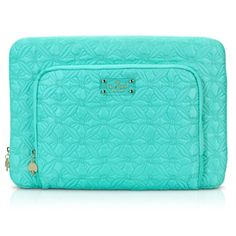 I think I need this Kate Spade MacBook Pro carrying case for Christmas!!
