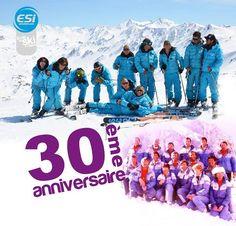 30 éme anniversaire de l'ESI Valloire