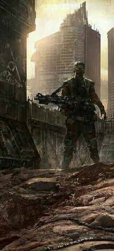 Post-Apocalyptic Place Hidden Major Cities - Listverse  Sci-Fi : Post-Apocalyptic Visions