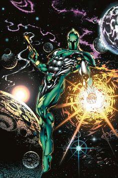 Captain Marvel: Genis-Vell