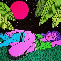 Alimenta tu Tumblr: Robin Eisenberg y sus chicas del espacio