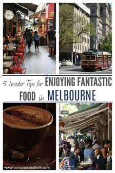 5 Insider Tips for Enjoying Fantastic Food in Melbourne www.compassandfork.com