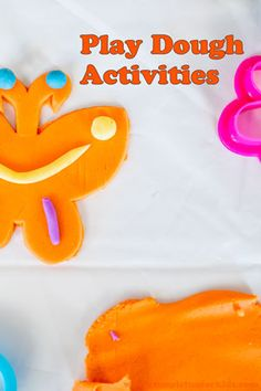 just for fun, seasonal play dough ideas, learning activities and more!