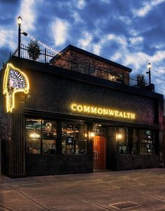 Commonwealth Celebrates Grand Opening in Downtown Las Vegas