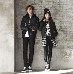 Lee Hyun Woo & IU