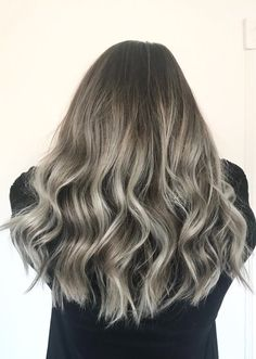 Balayage Straight Hair, Brown Balayage, Ash Brown, Hair Studio, Straight Hairstyles, Hair Color, Long Hair Styles, Beauty, Haircolor