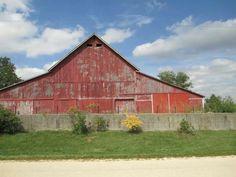 NW Dekalb Il - I love barns. O:-)