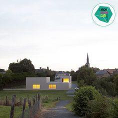 Boidot Robin architectes : Maison des habitants