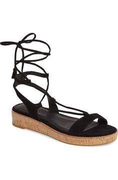 65141da8c Frye Miranda Gladiator Platform Sandal (Women)