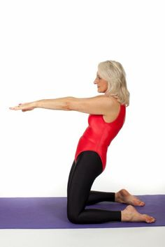 Article by Barbara Currie For anyone needing a little motivation to start exercising, Yoga guru Barbara Currie looks fitter at 70 than I have ever looked in my entire life. Barbara shares with us some of her best exercises to improve our flexibility and tone our midlife bodies. Unlikely to be the case if you are over 50, but just in case we have some younger readers joining us, Barbara does not advise to attempt these movements if you are pregnant. 1. Yoga Abdominal Lift This is like a…