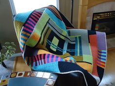 The Quilting Edge: Working in a Series/The Progression of an Idea