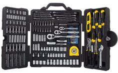 STANLEY Mixed Tool Set 210-Piece $74.99