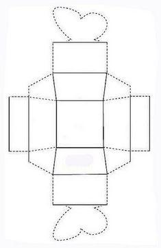 proste pudełko z papieru 03