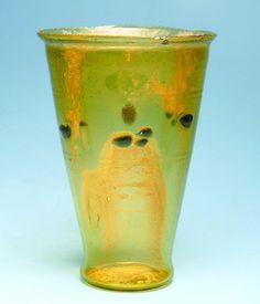 Roman Glass, c.4th Century A.D.