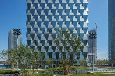 Beijing Greenland Center / SOM