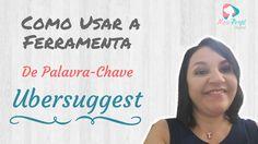 🔴Como Usar a Ferramenta de Palavra-Chave Ubersuggest | Teresa Tavares