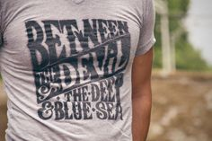 This is a good one from @??????? ??????? Atlantic Clothing Co. ... good looking shirt with a great saying.