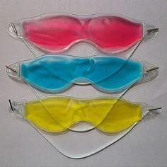 Nueva Compresa de Hielo Gel Protector Del Ojo Del Cuidado Del Ojo Máscara Del Sueño Eyeshade Dormir Máscara Ojos Vendados Máscara Ojeras Eliminación De Dormir