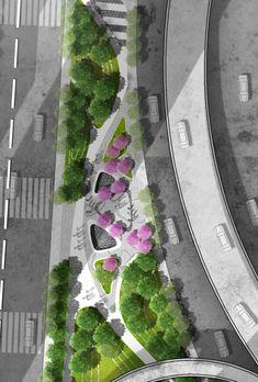 Diseño urbano #landscapearchitectureplan