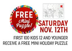 Yes! Freebie Saturday At K-Mart!
