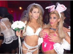 15 Best Pics From The 2014 Halloween Party At The Playboy Mansion.  You may never get to party at the Playboy mansion but you can at least check out these awesome pictures thanks to Instagram.  15 Best Pics From The 2014 Halloween Party At The Playboy Mansion. You may…