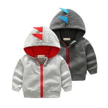 2019 Baby Clothes Spring And Autumn New Style Dinosaur Hoodie BOY'S Coat Fashion New Products AliExpress Hot Selling Customizabl