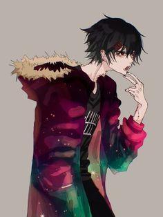 Juuzou Suzuya by : し~—hope you enjoy ❤️@DaraenSuzu Manga Boy, Anime Boys, Anime Art, Anime Manga, Funny Comics, Neko, Otaku, Tokyo Ghoul Cosplay, Fandoms