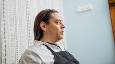 """Sean Sherman, who calls himself the """"Sioux Chef,"""" grew up on the Pine Ridge Indian Reservation in South Dakota."""