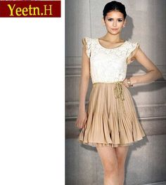 3cd2a45983bf 1310 New 2013 spring summer new womens Court style Retro Lace Sleeveless  vest dress  16.94 Cheap