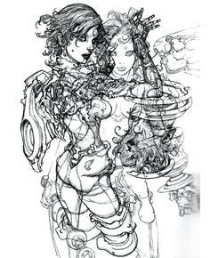 Katsuya Terada Works - TEN - 10 Year Retrospective- Art Book (English Version) - Anime Books