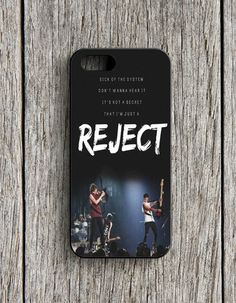 5 Seconds Of Summer Rejects iPhone 5 | 5S Case